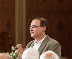 Ehemaliger Bürgemeister Dr.Jürgen Vollrath