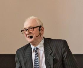 Langjähriger Ortschronist Edgar Gebhard