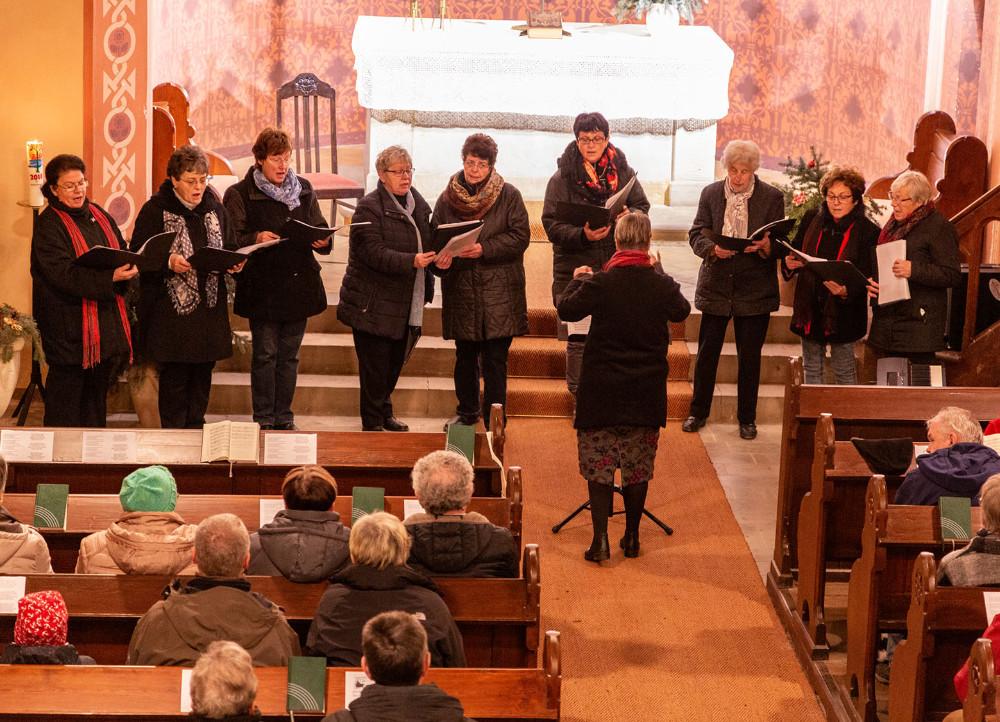 Singen zum 1. Advent